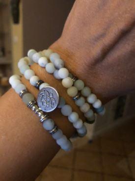 Mala Tibétain Collier de Yoga photo review