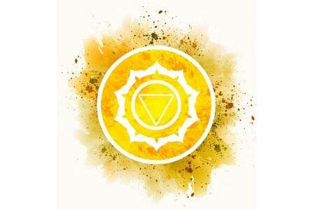 Chakra Plexus Solaire jaune