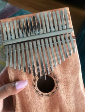 Kalimba Relaxation  17 Lames photo review