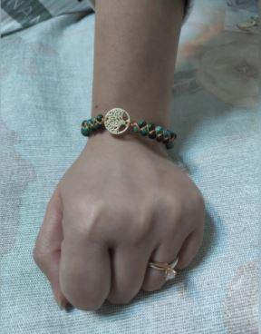 Bracelet Arbre de Vie Femme Africain photo review